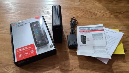 Motorola Surfboard SB6121 eXtreme Cable Modem for Sale in Gig Harbor,  WA