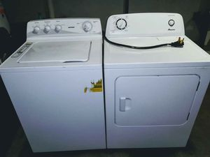 Set lavadora y secadora trabajando entrega e instalacion incluida for Sale in Grand Prairie, TX