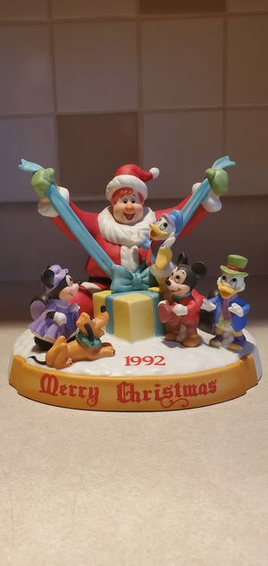 1992 Disney parks exclusive Mickey And The Beanstalk figurene. for Sale in Delran, NJ