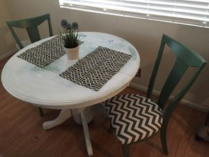Shabby chic breakfast/ dinning table for Sale in San Diego, CA