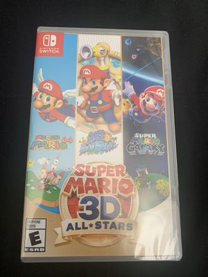 Super Mario 3D All Stars for Sale in East Los Angeles, CA