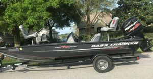 Boat Only$1 500 2 0 1 0 Bass Tracker Pro Team UsedNo Rust for Sale in Salt Lake City, UT