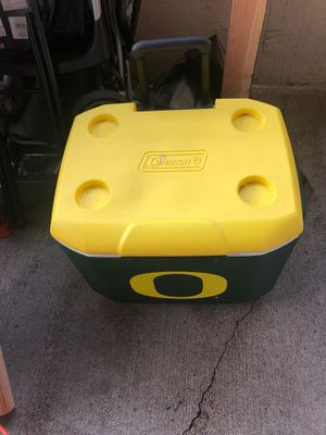 Coleman cooler for Sale in Tualatin, OR