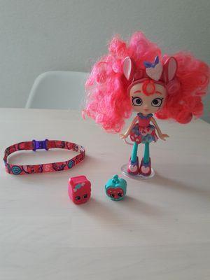 Shopkins season 9 wild style shoppies - Valentina Hearts for Sale in San Diego, CA