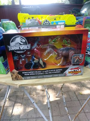 Jurassic World for Sale in Fort Worth, TX