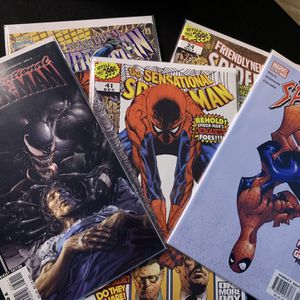 Spider-man Lot of 5 Marvel Comics for Sale in Chicago, IL