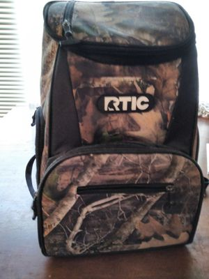 RTIC backpack cooler for Sale in Hoquiam, WA