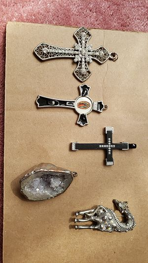 Necklace charms for Sale in Riverbank, CA