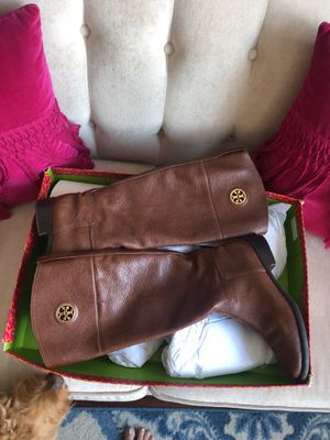 Tory Burch riding boots for Sale in Austin, TX