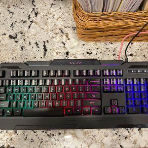 Light Up Keyboard for Sale in Louisville, KY