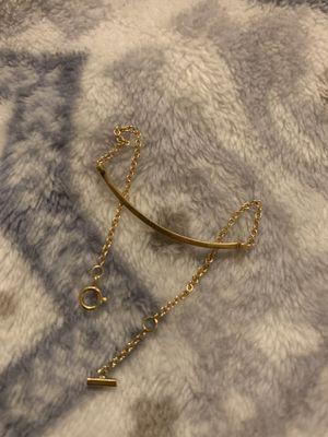 Tiffany 18k gold smile bracelet for Sale in Falls Church, VA