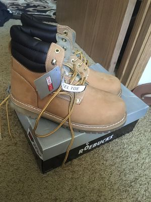 NEW WORK BOOTS for Sale in Vancouver, WA