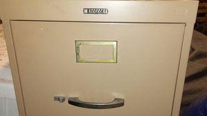 4 drawer vertical file cabinet for Sale in Warren, MI
