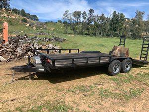 Car hauler trailer for Sale in Poway, CA