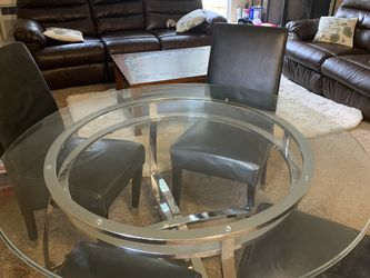 Living Room & Glass Kitchen Table for Sale in Alamo,  CA