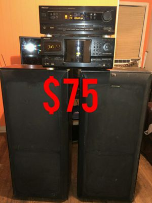Pioneer stereo for Sale in Houston, TX
