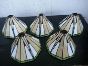Stained glass lampshades for Sale in Glendale, AZ