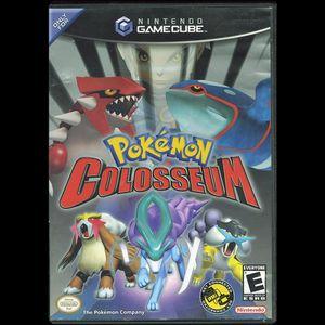 Pokemon colosseum Luigi's Mansion Nintendo GameCube for Sale in Santa Ana, CA