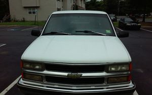 1996 Chevy silverado. Pick up truck for Sale in Mystic Islands, NJ