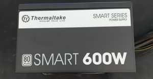 Thermaltake Smart 600W Power Supply for Sale in Los Angeles, CA