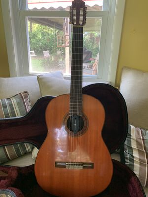 Vintage Yamaha G-220 A classical guitar for Sale in Annandale, VA