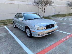 2002 Hyundai sonata for Sale in Dallas, TX