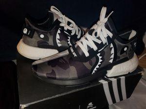 Adidas Bape x Neighborhood P.O.D. 3.1 sz 10.5 for Sale in Lacey, WA