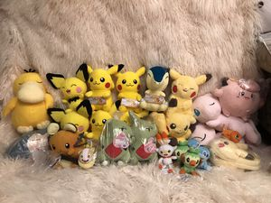 Pokémon Plushie for Sale in Hayward, CA