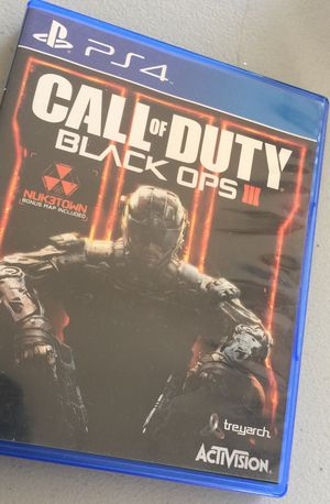 Black ops for Sale in Modesto, CA