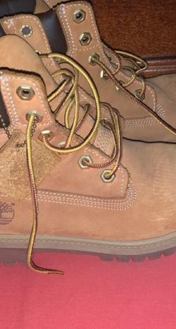 Timberlands Boys Size 3.5 for Sale in Washington Township,  NJ