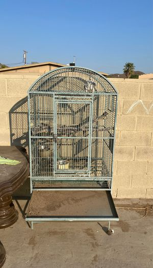 Cage for pet bird for Sale in Phoenix, AZ