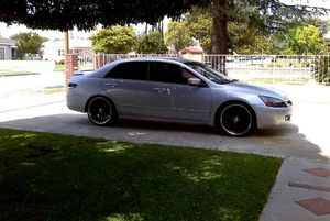 Urgent for sale.Beautiful 2O03 Honda Accord 2.4 V6 Needs.Nothing FWDWheelss for Sale in Orange, CA