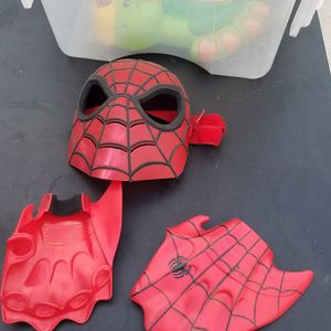 Spiderman mask Toy for Sale in Houston, TX