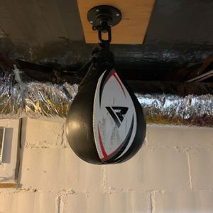 Speed Bag And Mount for Sale in West Sayville, NY