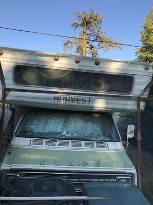 Free RV for Sale in Tacoma, WA