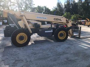 2012 Gehl RS10-55 Reach Forklift for Sale in West Palm Beach, FL