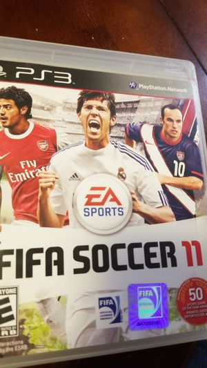 FIFA soccer 11 PlayStation 3 for Sale in Eagle Lake, FL