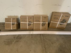 300lb Olympic weight set new in box with barbell for Sale in San Diego, CA