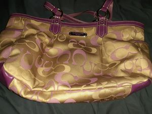 Coach purse and wallet for Sale in Tacoma, WA