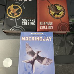 Hunger Games Series for Sale in Coventry, RI