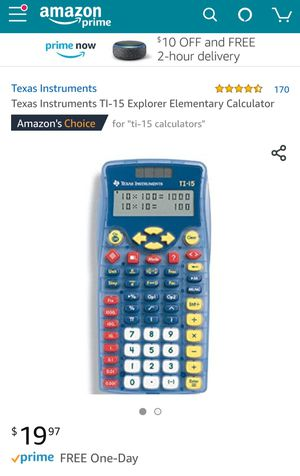 Calculators for Sale in North Las Vegas, NV