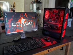 Budget Gaming PC Bundle for Sale in Los Angeles, CA