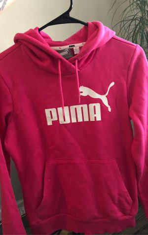 Girls puma hoodie for Sale in San Antonio, TX