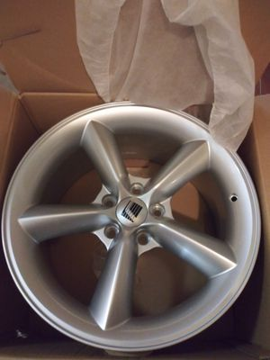 NEW Ultra RARE Saleen Heritage Edition Wheels. for Sale in Frisco, TX