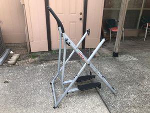 Tony Little Gazette Elliptical Manual Exercise Machine for Sale in Houston, TX