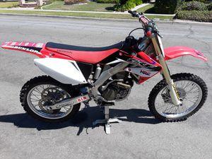 2006 Honda CRF250R for Sale in Garden Grove, CA