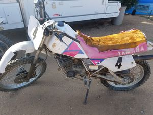 1986 Yamaha RT 180 dirt bike motorcycle for Sale in Riverside, CA
