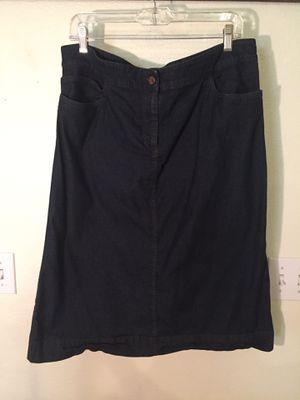 Eileen Fisher denim skirt for Sale in North Las Vegas, NV