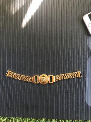 Versace Medusa bead bracelet for Sale in Orlando, FL