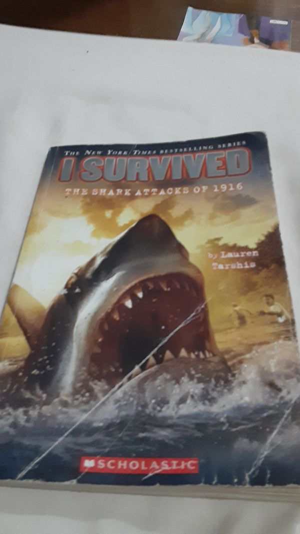 I Survived:The great Shark attack of 1916